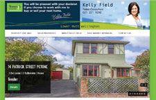 Kelly field Real Estate Agent Lower Hutt Welllington
