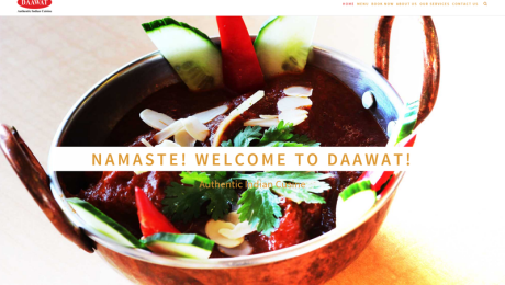 Daawat Authentic Indian Cuisine
