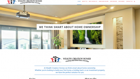 Wealth Creation Homes